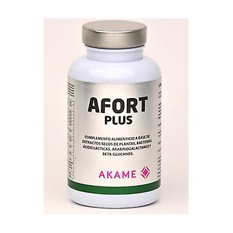 Afort Plus 60 vegetable capsules of 857mg