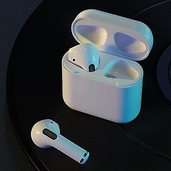 Airs 4 Tws Bluetooth Earphone Gps Rename Mini Headset Sport Wireless Headphone