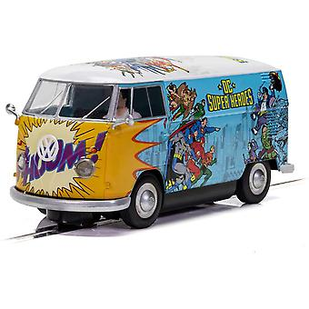 Scalextric C3933 VW Panel Van T1b - DC Comics Car