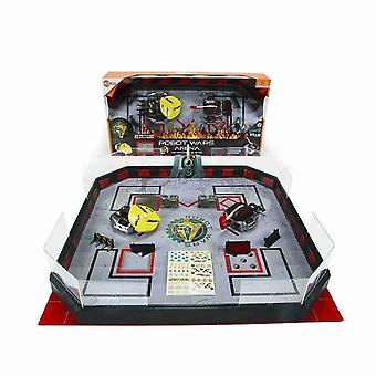 HEXBUG Robot Wars Battle Arena I/R Remote Control Battle Arena & 2 Battlebots