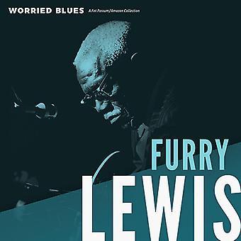 Lewis,Furry - Worried Blues [Vinyl] USA import