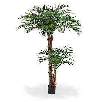 Kunstmatige Areca Palm Deluxe 225 cm