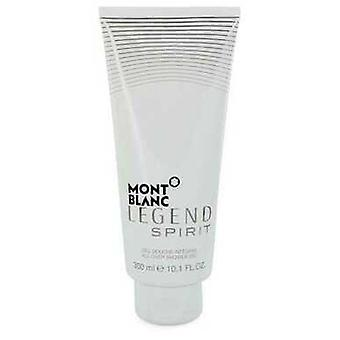Montblanc Legend Spirit By Mont Blanc Shower Gel 10.1 Oz (men) V728-546301