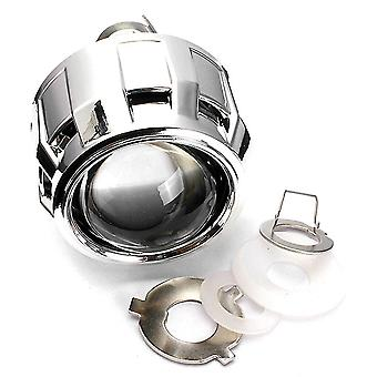 """2.5"""" Hid bi-xenon proiector lentilă giulgiu frontlight h1 h4 h7 de mare / joasă grindă rhd dreapta unitate"""