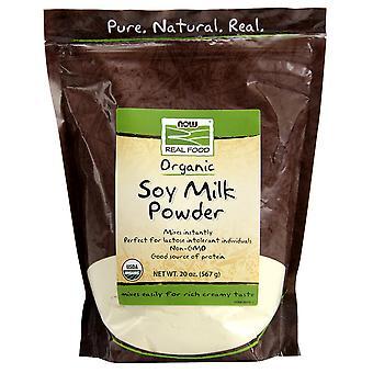 Now Foods Poudre de soja biologique 567 g
