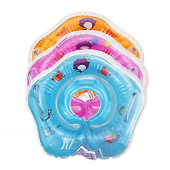 Dziecko pływanie rura pierścień bezpieczeństwa niemowląt szyi float koło
