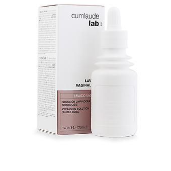 Cumlaude Lab Lavado Vaginal Clx Solucion Monodosis 5 X 140 Ml Für Frauen