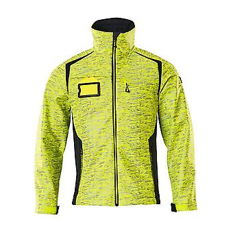 Mascot softshell jacket water-resistant 19202-291 - mens, accelerate safe