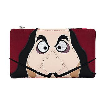 Loungefly x Disney Captain Hook Cosplay Flap Sac à main