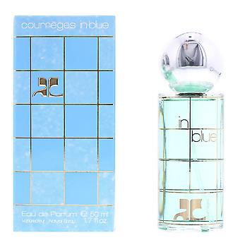 Courreges In Blue Eau de Parfum 50ml Spray For Her