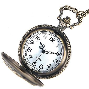 Game Of Thrones Strak Family Pocket Watch Crest Winter Is Coming Design Unique Gifts