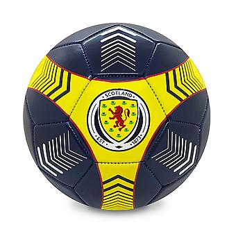 Scotland Football Size 4 Crest Blue Yellow OFFICIAL Gift