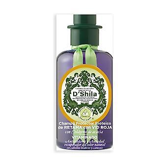 White Retama and Red Vine Shampoo 300 ml