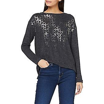 ESPRIT Collection 110EO1K316 T-Shirt, 004/Black 4, XS Women