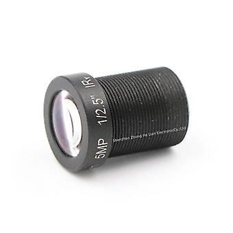 16mm Objektiv 5,0 Mega Pixel Weitwinkel Nachtsichtobjektiv für Cctv Überwachungskamera