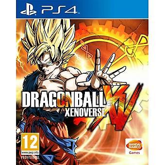 Dragon Ball Z Xenoverse PS4 spill