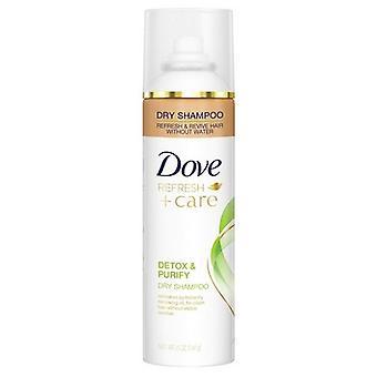Dove Refresh + Care Dry Shampoo Detox & Purify