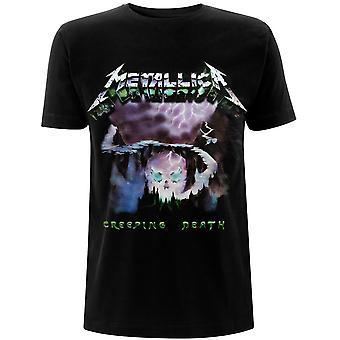 Metallica - Creeping Death Men's X-Large T-Shirt - Noir