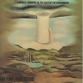 David Axelrod - Earth Rot Instrumental Version Vinyl