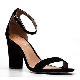 Madden Girl | Beella Fabric Block Heels