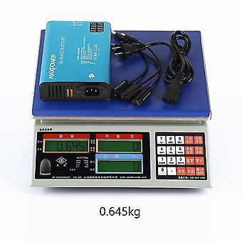 4 in 1 quick charge snelle multi batterij parallelle lader voor mavic batterij