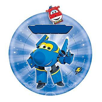 Hölzerne fliegende Scheiben, Professionelle Ultimative fliegende große fliegende Scheibe Frisbee (Blau)
