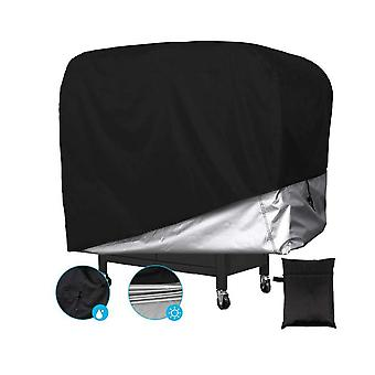 420d Oxford Fabric Grill Cover, Waterproof, Uv-resistant And Tear-resistant Heavy-duty Barbecue Gas Grill Cover