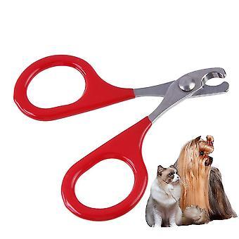 أدوات الأظافر الحيوانات الأليفة المهنية الكلب الحيوانات الأليفة / القط / جرو مسمار مقص مقص مخلب التشذيب