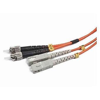 Fibre optic cable GEMBIRD CFO-STSC-OM2