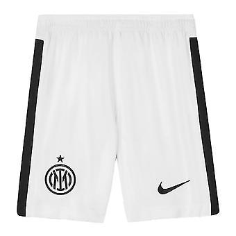 2021-2022 Inter Milan Away Shorts (White) - Kids