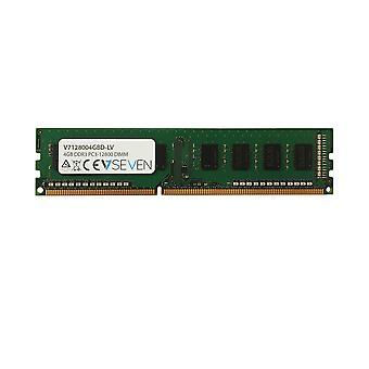 RAM-geheugen V7 V7128004GBD-LV 4 GB DDR3