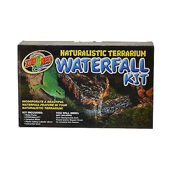 حديقة ميد Naturalistic تيراريوم شلال كيت - مجموعة الشلال