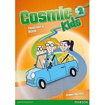 Cosmic Kids 2 Greece Teacher's Book & Active Teach Pack (Cosmic)