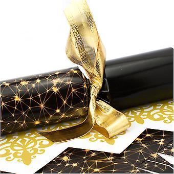 10 Electric Stars Cracker - Machen und füllen Sie Ihr eigenes Kit ohne Bänder