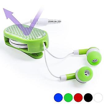 Mp3 players sports headphones with reflective accessory 145682