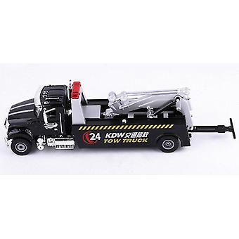 High-simulation Traffic Rescue Vehicle Model, Metal Casting, Sliding Educational Toys