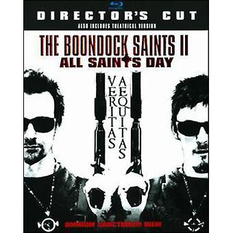 Boondock Saints II: All Saint's Day [BLU-RAY] USA import