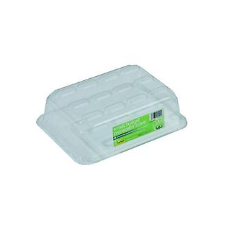 Small Budget Propagator Lid Home Planting Gardening