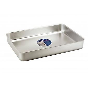 3.1 Litre Aluminium Baking Pan For Roasting Meat, Poultry Or Bakery