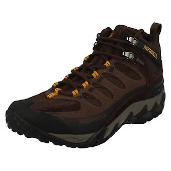Mens Merrell Walking Boots Refuge Core
