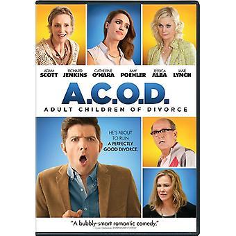 A.C.O.D. [DVD] USA tuonti