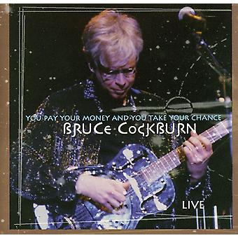Bruce Cockburn - You Pay Your Money [CD] USA import