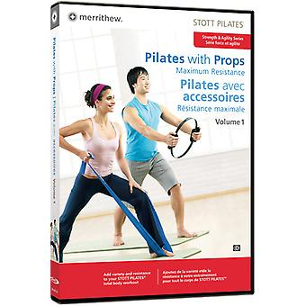 Pilates with Props 1 (Eng/Fre) [DVD] USA import