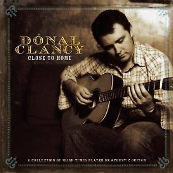 Donal Clancy - in der Nähe von Haus [CD] USA import