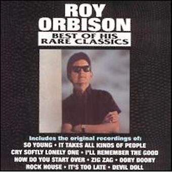 Roy Orbison - Best of His Rare Solo Classics [CD] USA import