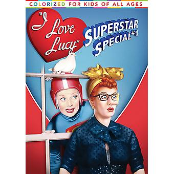I Love Lucy: Superstar Special 1 [DVD] USA importieren