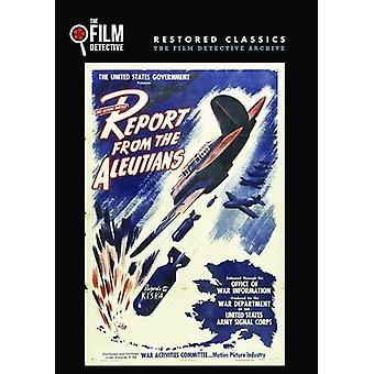 Report From the Aleutians [DVD] USA import