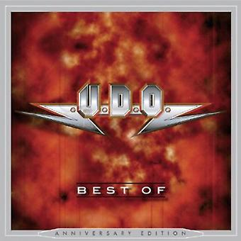 U.d.o. - Best of (Anniversary Edition) [CD] USA importieren