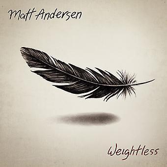 Matt Andersen - apesanteur [CD] USA import