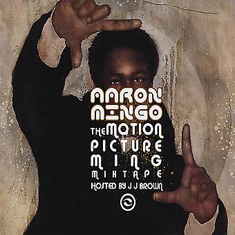 Aaron Mingo - Motion Picture Ming [CD] USA import